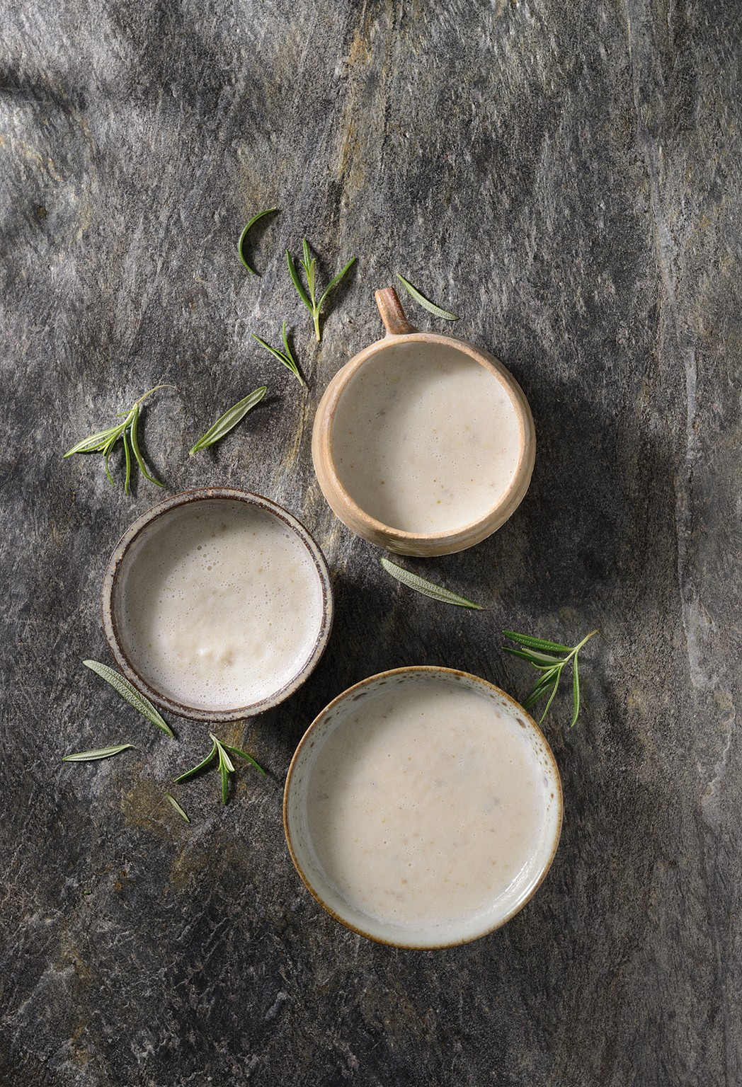 Jerusalem Artichoke Soup With Rosemary